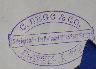 Begg stamp final
