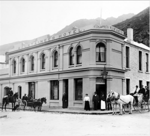 Mountaineer Hotel, Queenstown
